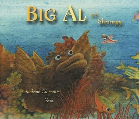 Big Al and Shrimpy Cover