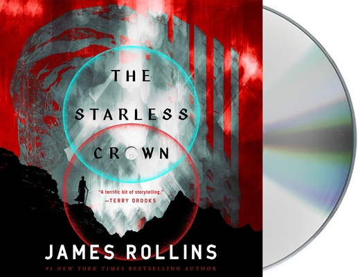 Cover for The Starless Crown (Moon Fall #1)