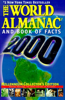World Almanac and Book of Facts 2000 Cover