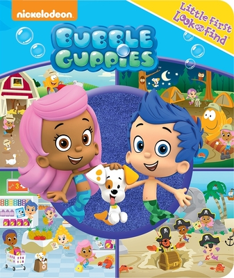 Nickelodeon: Bubble Guppies (Look and Find) Cover Image
