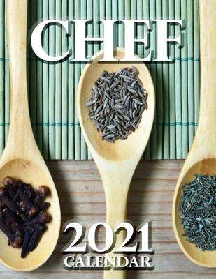 Chef 2021 Calendar Cover Image
