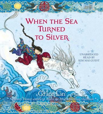 When the Sea Turned to Silver Lib/E Cover Image