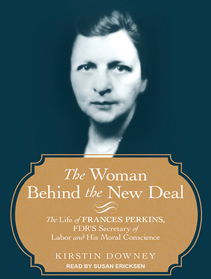 Cover for The Woman Behind the New Deal