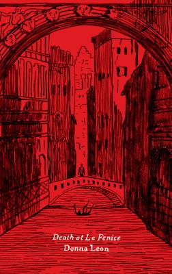 Death at La Fenice: A Commissario Guido Brunetti Mystery Cover Image