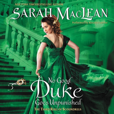 No Good Duke Goes Unpunished Cover Image