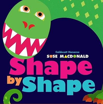 Shape by Shape Cover Image