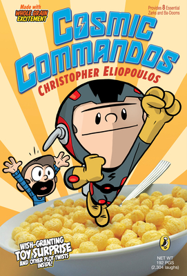 Cosmic Commandos Cover Image