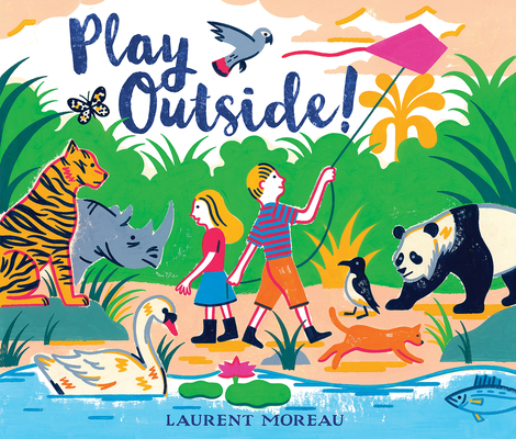 Play Outside! Cover Image