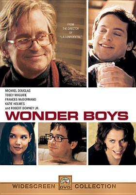 Wonder Boys Cover Image