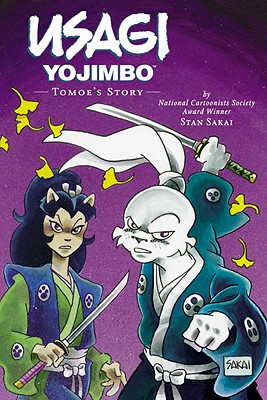 Usagi Yojimbo Volume 22: Tomoe's Story Cover Image