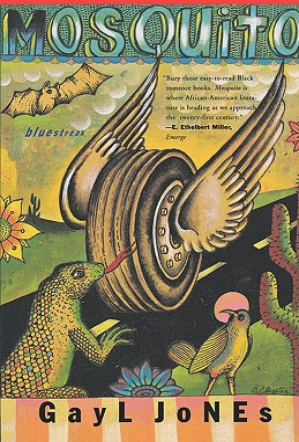 Mosquito (Bluestreak #9) Cover Image