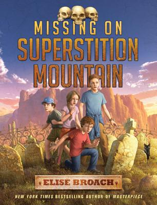 Missing on Superstition Mountain Cover