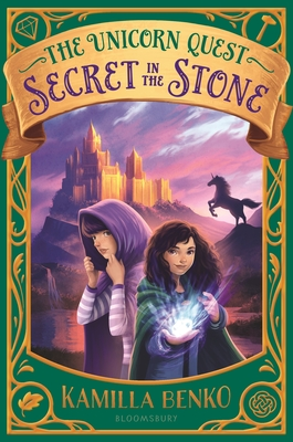 Secret in the Stone (The Unicorn Quest) Cover Image