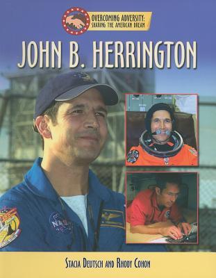 John B. Herrington Cover