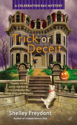 Trick or Deceit (A Celebration Bay Mystery #4) Cover Image