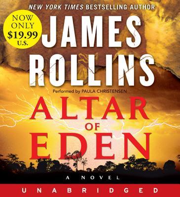 Cover for Altar of Eden