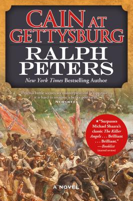 Cain at Gettysburg Cover