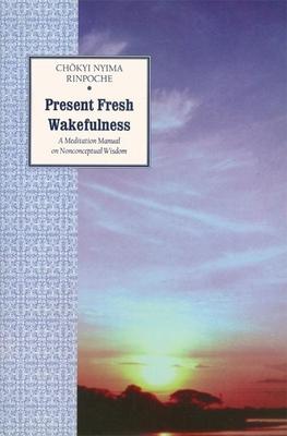 Present Fresh Wakefulness Cover