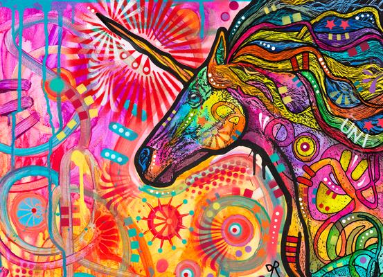 Unicornicopia 1000-Piece Puzzle Cover Image