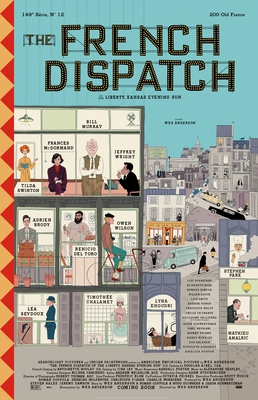The French Dispatch Cover Image