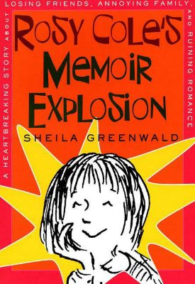 Rosy Cole's Memoir Explosion Cover