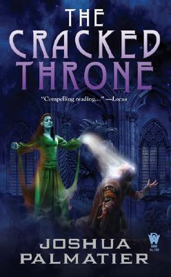 The Cracked Throne (Throne of Amenkor #2) Cover Image