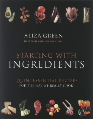 Starting with Ingredients Cover