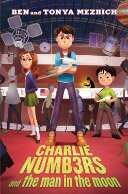 cover for Charlie Numbers and the Man in the Moon