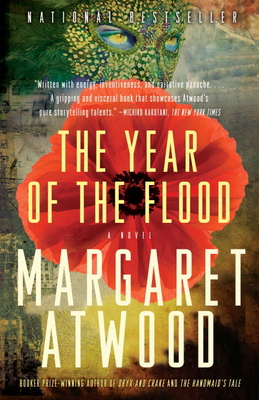 The Year of the Flood (The MaddAddam Trilogy #2) Cover Image