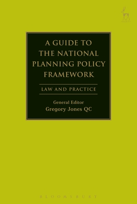 A Guide to the National Planning Policy Framework: Law and Practice Cover Image