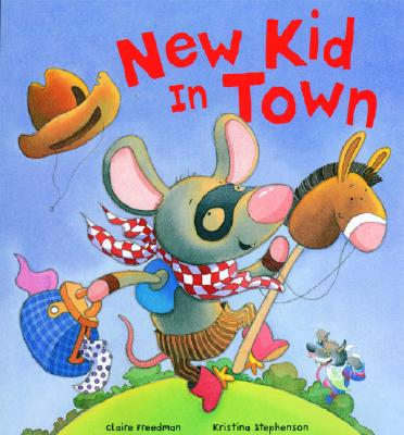 New Kid in Town Cover