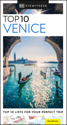Cover for DK Eyewitness Top 10 Venice