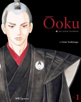 Ôoku: The Inner Chambers, Vol. 1 Cover Image