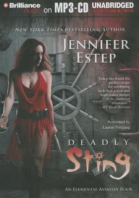 Deadly Sting Cover Image