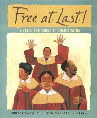 Free at Last! Cover
