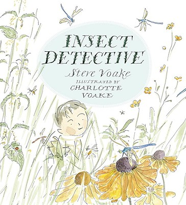Insect Detective Cover Image