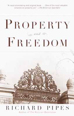 Property and Freedom Cover