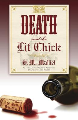 Death and the Lit Chick Cover