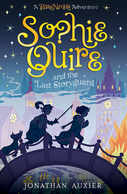 Sophie Quire and the Last Storyguard Cover