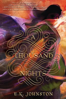 A Thousand Nights Cover Image