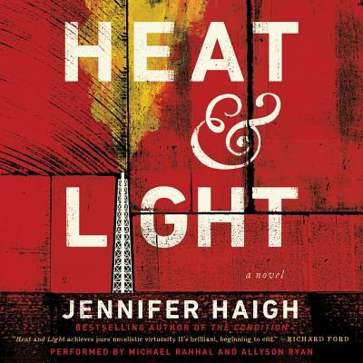 Heat and Light Lib/E Cover Image