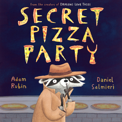 Secret Pizza Party Cover Image