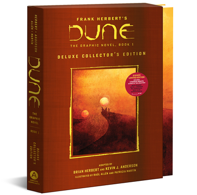 DUNE: The Graphic Novel, Book 1: Deluxe Collector's Edition (Signed Limited Edition) Cover Image
