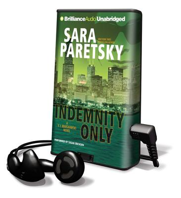 Indemnity Only [With Earbuds] (Playaway Adult Fiction) Cover Image