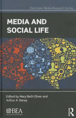 Media and Social Life (Electronic Media Research) Cover Image