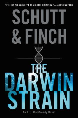 Cover for The Darwin Strain