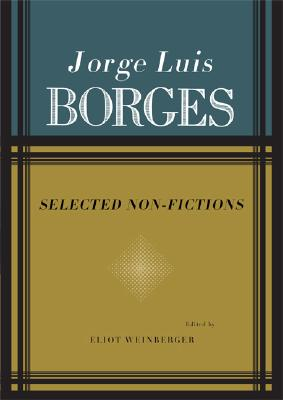 Selected Nonfictions Cover