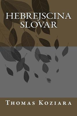 Hebrejscina Slovar Cover Image