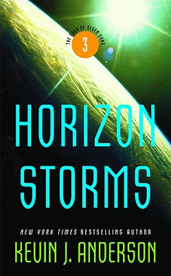 Horizon Storms (The Saga of Seven Suns #3) Cover Image