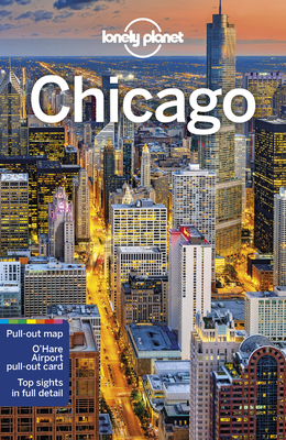 Lonely Planet Chicago (City Guide) Cover Image